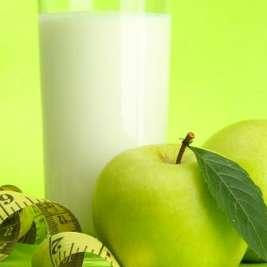 Кефирно-яблочная диета на 9 дней:: justlady. Ru территория.