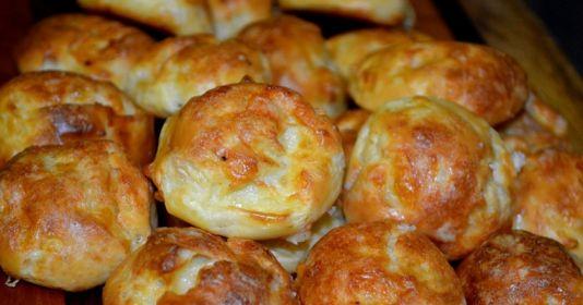 Сырные шарики с брынзой рецепт с фото пошагово