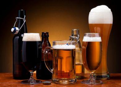 Доставка еды спб пиво