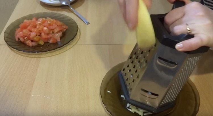 рецепт конвертиков с курицей