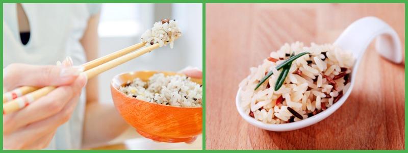 Какой кушать рис для похудения