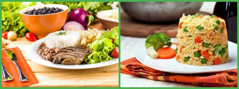 Какой можно рис при похудении