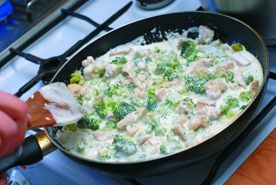 что можно приготовить из капусты брокколи рецепты с фото пошагово