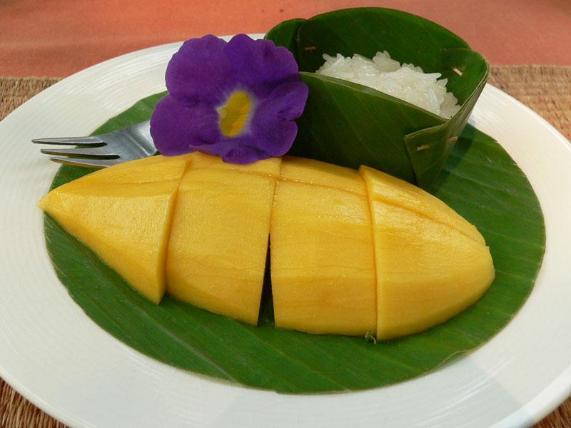 Блюда из манго быстро и вкусно. Рецепты блюд из манго фото и видео