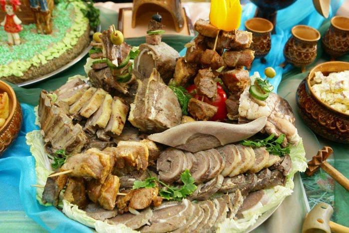 Якутская кухня рецепты