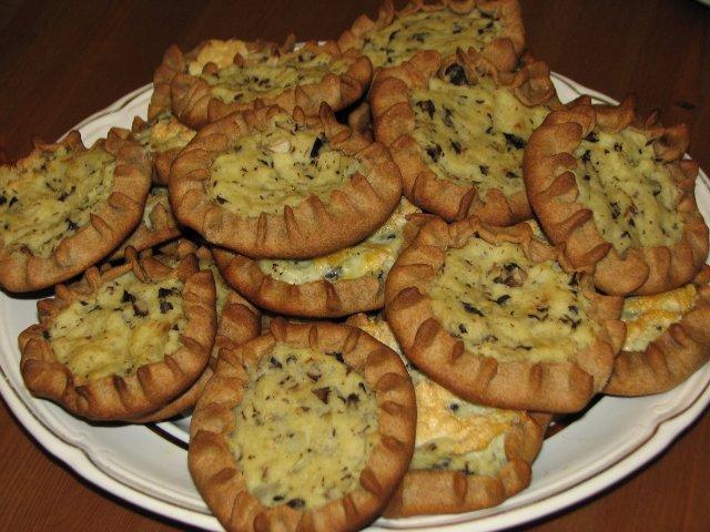 Ассортимент блюд макаронных изделий