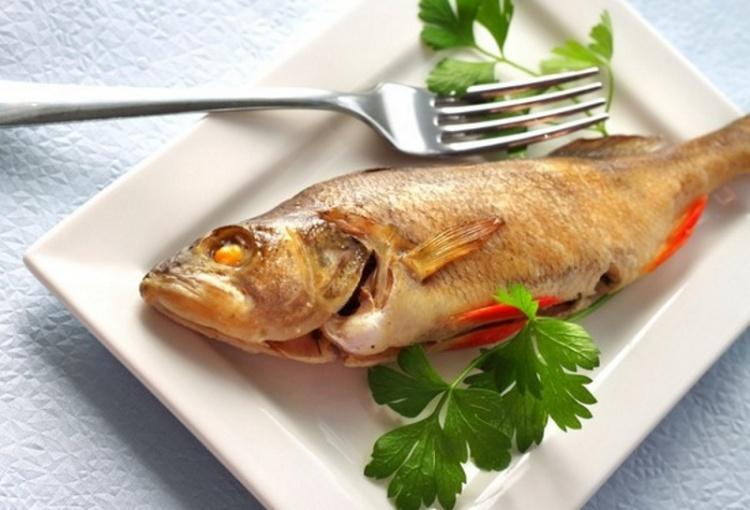 рецепты из рыбы окуня на мультиварке