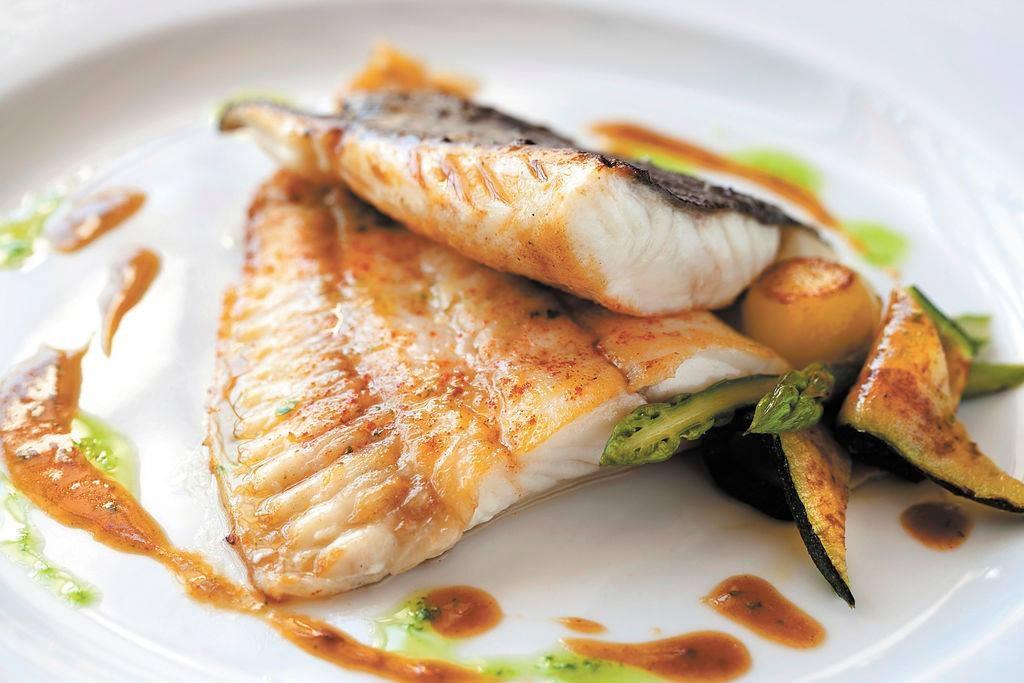 Рыба палтус рецепты с фото